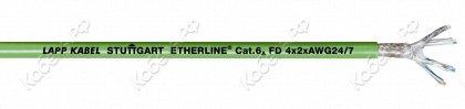 Кабель ETHERLINE FD CAT.6A 4X2X24/7AWG цена, продажа. Купить ETHERLINE FD CAT.6A 4*2*24/7AWG в Чебоксарах - Кабель.РФ